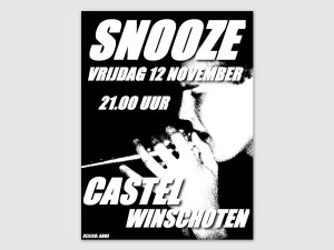 Poster Snooze