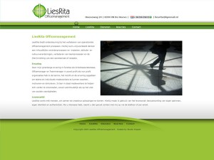 Website LiesRita Officemanagement