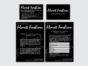 Drukwerk Floret Fashion