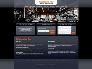 Website Automotive Pro