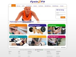 Website Fysio-Fit