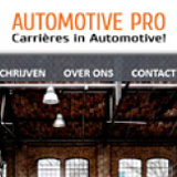 Automotive Pro website